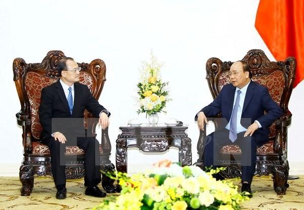力争将2017年越南与中国香港双边贸易额提升至八十亿美元 - ảnh 1