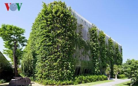 面向亚洲青年建筑师和建筑专业大学生的绿色建筑奖启动 - ảnh 1