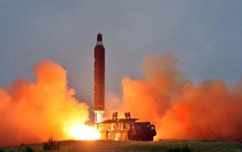 日本2017年版《防卫白皮书》对中国和朝鲜构成的安全威胁表示担忧 - ảnh 1