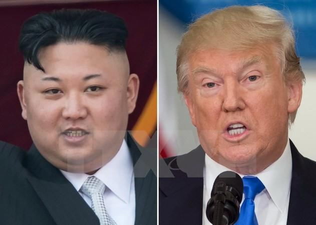 美国总统继续针对朝鲜发表强硬言论 - ảnh 1