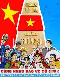 黄沙长沙归属越南地图资料展在薄辽省举行 - ảnh 1