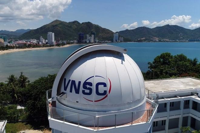 越南第一座天文台将于九月投入活动 - ảnh 1
