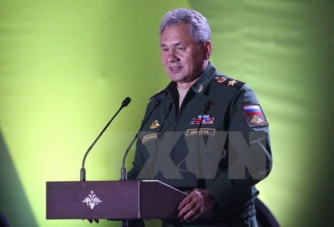 俄罗斯加强在中亚地区的军事影响力 - ảnh 1