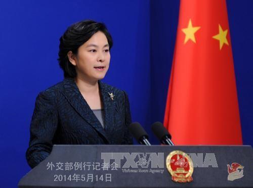 中国警告美国对朝鲜实施新制裁无助于美中合作制止朝鲜核活动的努力 - ảnh 1