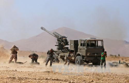 俄罗斯决心歼灭叙利亚恐怖组织 - ảnh 1