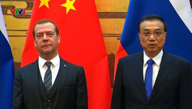 中国与俄罗斯加强双边合作 - ảnh 1
