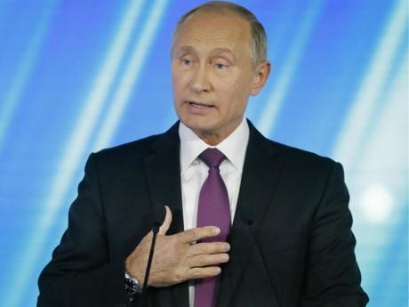 俄罗斯总统普京突出阐述十月革命对全世界产生的影响 - ảnh 1