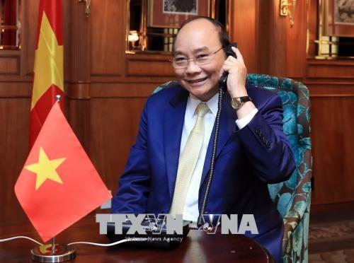 阮春福:越南重视并希望加强与新西兰的关系 - ảnh 1