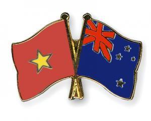 阮春福结束对新西兰的正式访问 - ảnh 1