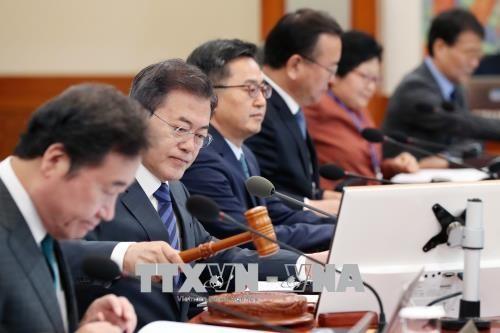 韩国高度评价日本在朝鲜半岛和平进程中发挥的作用 - ảnh 1