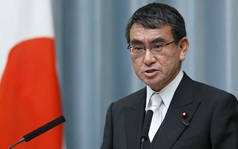 中国和日本强调继续遵守伊核协议的立场 - ảnh 1