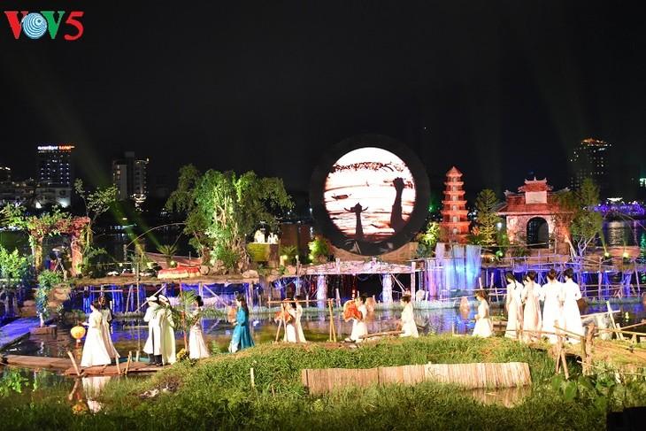 顺化文化通过2018年顺化艺术节得到升华 - ảnh 1