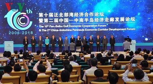 越南出席第十届泛北部湾经济合作论坛 - ảnh 1