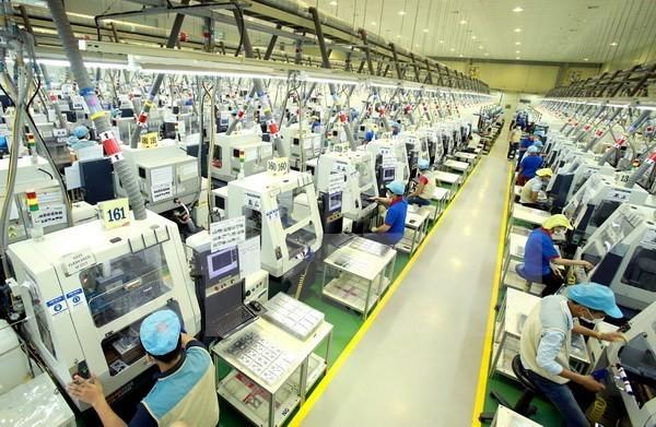 越南企业能为外国企业加工合法商品 - ảnh 1