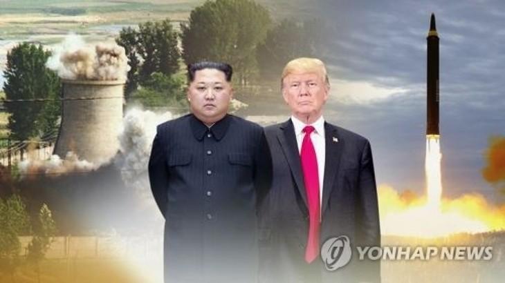 美国愿随时与朝鲜举行首脑会晤 - ảnh 1