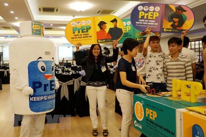 近1200名越南人使用HIV暴露前预防性药物 - ảnh 1