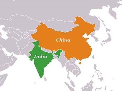 印度和中国外长讨论维持双边关系的措施 - ảnh 1