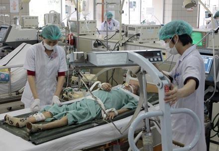 Förderung der sozialen Hilfe im Gesundheitswesen - ảnh 1