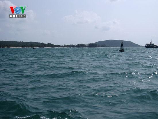 Blaues Meer in Phu Quoc - ảnh 11
