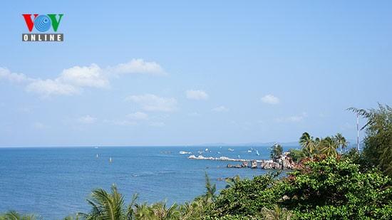 Blaues Meer in Phu Quoc - ảnh 3