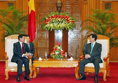 Verstärkung der Zusammenarbeit zwischen Vietnam und Laos - ảnh 1