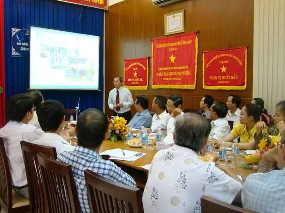 Diskussion über die Entwicklung von Windstrom in Vietnam - ảnh 1