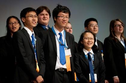 Vietnams Schüler gewinnen internationalen Preis für Wissenschaft und Technik - ảnh 1