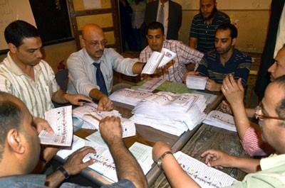 Vorläufige Wahlergebnisse in Ägypten - ảnh 1