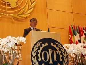 Vietnam teilt seine Erfahrungen über die Schaffung von Arbeitsplätzen  - ảnh 1
