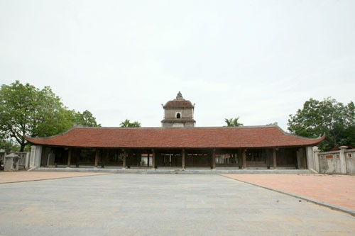 Dau Pagode - die älteste Pagode Vietnams - ảnh 1