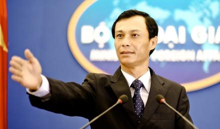 Erklärung des vietnamesischen Außenamtssprechers zum Seegesetz - ảnh 1