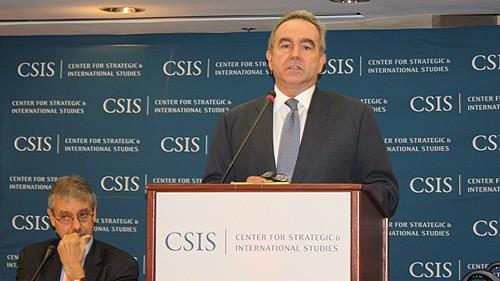 US-Senator Joe Lieberman: Der Gebietsanspruch Chinas im Ostmeer ist zu groß - ảnh 1