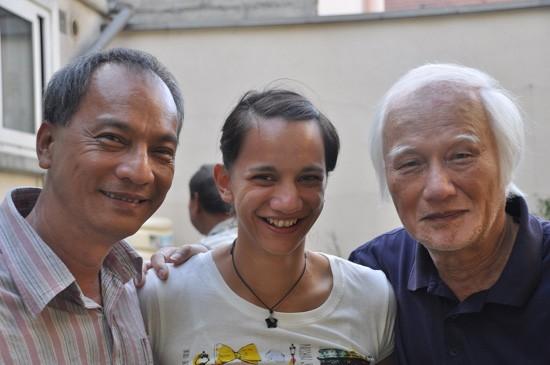 Der Weg eines deutschen Mädchens zu seinem vietnamesischen Vater  - ảnh 4