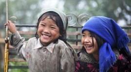 Entwicklungschancen für arme Kinder und Kinder ethnischer Minderheiten werden geschaffen - ảnh 1