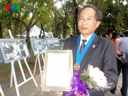 Kulturfest des Friedens in Hanoi - ảnh 2