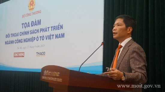 Vietnam entwickelt Autoindustrie - ảnh 1
