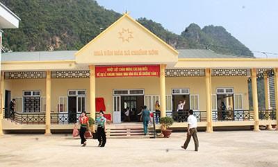 Gemeinde Chieng Xom strebt nach Modernisierung ländlicher Räume - ảnh 1