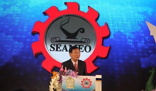 Vietnam hat eine erfolgreiche Amtszeit als Vorsitzender der SEAMEO - ảnh 1