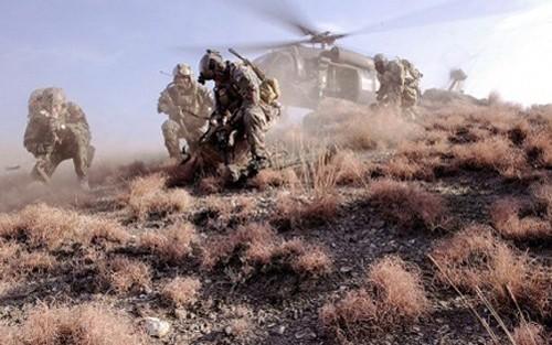 US-Elitetruppen töten viele IS-Kämpfer - ảnh 1