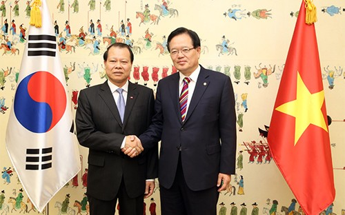 Investitionen und Handel zwischen Vietnam und Südkorea fördern - ảnh 1