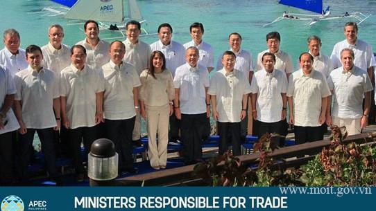 APEC fördert globalen Handel - ảnh 1