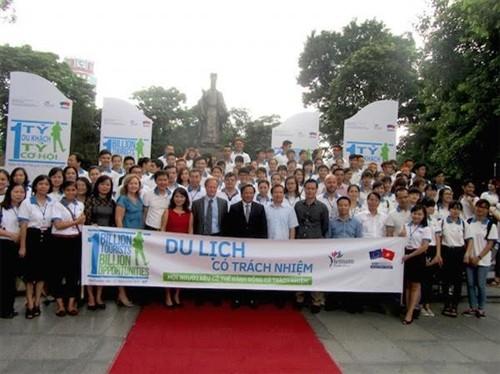 Vietnam begrüßt den Welttourismustag - ảnh 1