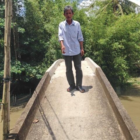 Le Hoang My engagiert sich für soziale Arbeit - ảnh 2