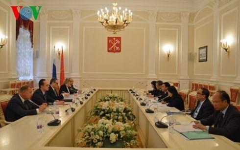 Strategischer Dialog zwischen Vietnam und Russland - ảnh 1