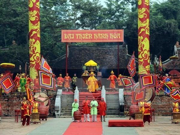 Lam Kinh-Fest 2015 in Thanh Hoa - ảnh 1