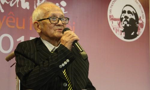 Forscher und Hanoi-Kenner Giang Quan - ảnh 1
