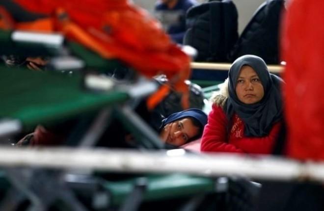 Flüchtlinge: EU einigt sich auf die Ausweisung illegaler Migranten - ảnh 1
