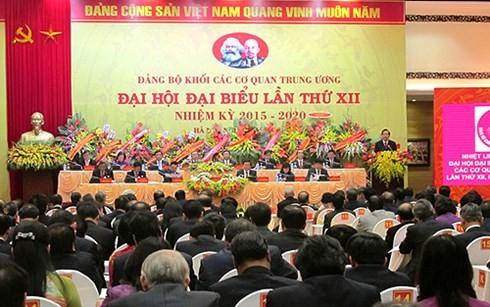 Staatspräsident Truong Tan Sang nimmt an Parteikonferenz der Staatsorgane teil - ảnh 1
