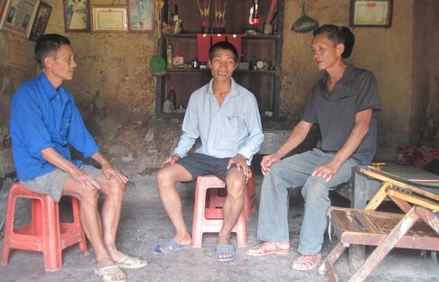 Voong Phuc Niep schützt seit 35 Jahren Staatsgrenzsteine - ảnh 1