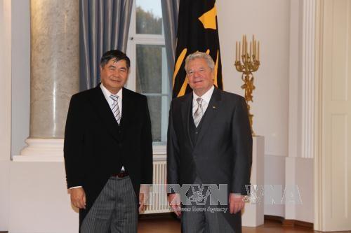 Vietnam und Deutschland haben noch viele Chancen zur Zusammenarbeit - ảnh 1